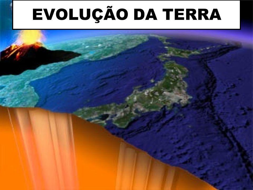 EVOLUÇÃO DA TERRA