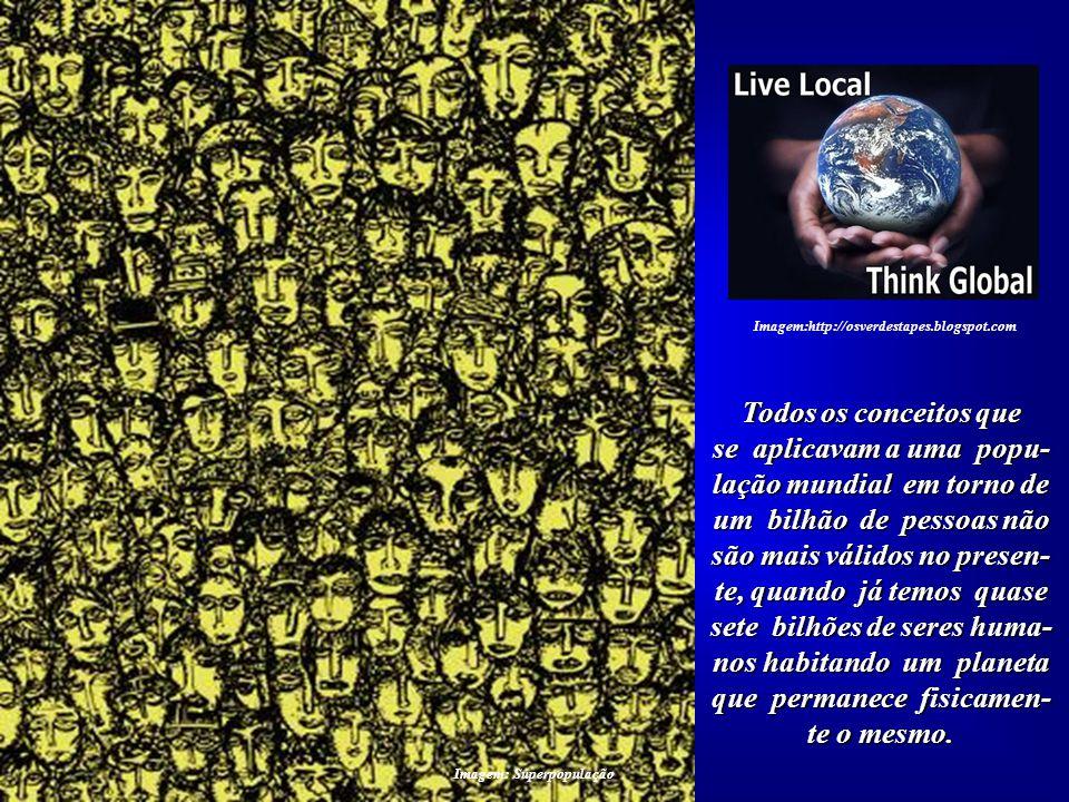Imagem:http://centrodeestudosambientais.files.wordpress.com - ambiente-almagnus.jpg Acima de tudo, preci- samos enxergar o mundo sob novos prismas e d