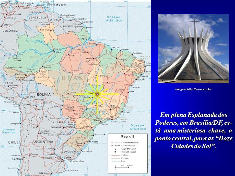 """Dentro do perímetro Solar, outra área importan- te é o sul de Minas Gerais. Da mesma forma, a região do Roncador poderá rece- ber muitas """"comunidades"""