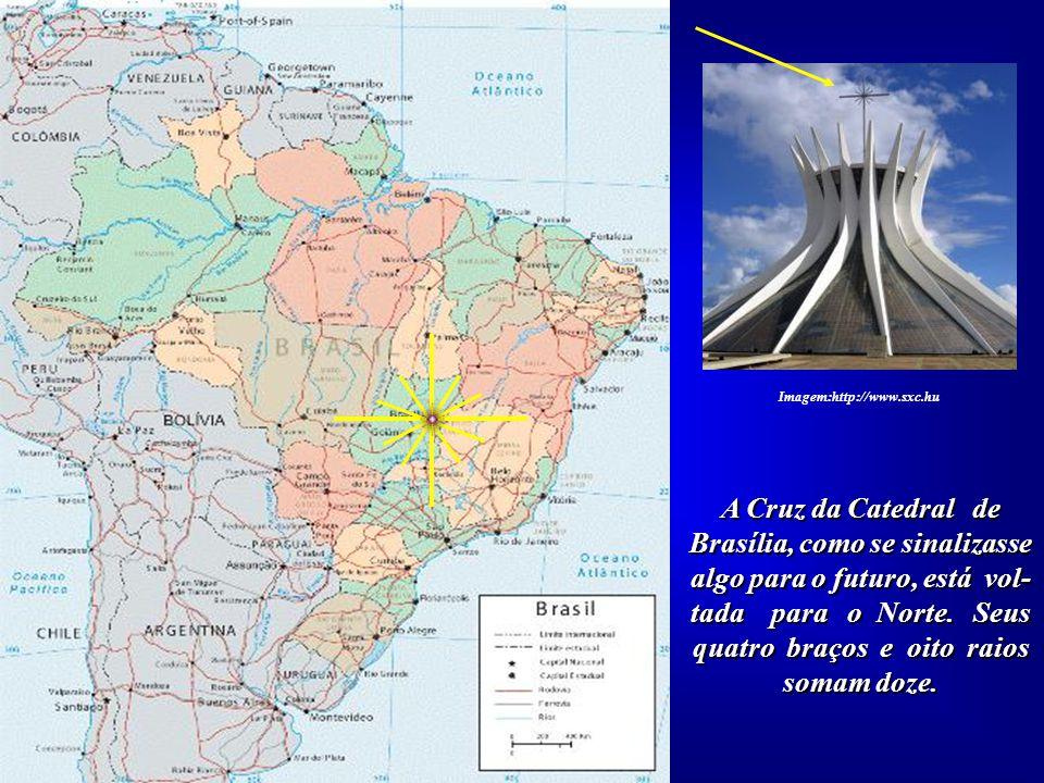 """Em plena Esplanada dos Poderes, em Brasília/DF, es- tá uma misteriosa chave, o ponto central, para as """"Doze Cidades do Sol"""". Imagem:http://www.sxc.hu"""