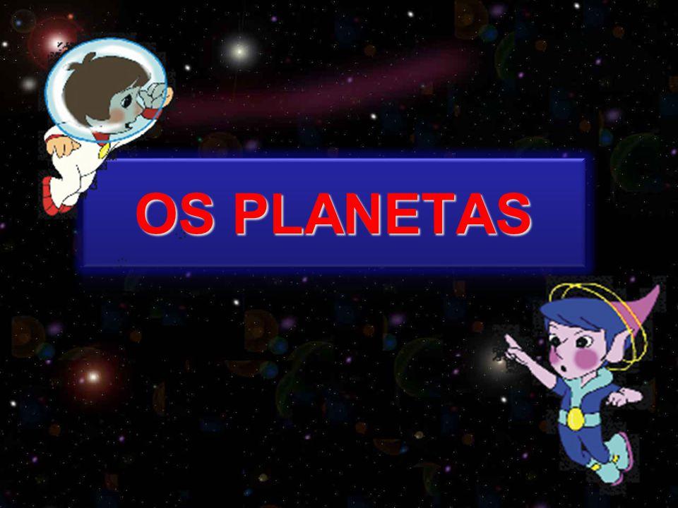 ÚRANO Úrano tem uma cor azul- -esverdeada.Este planeta está coberto por gases extremamente frios.