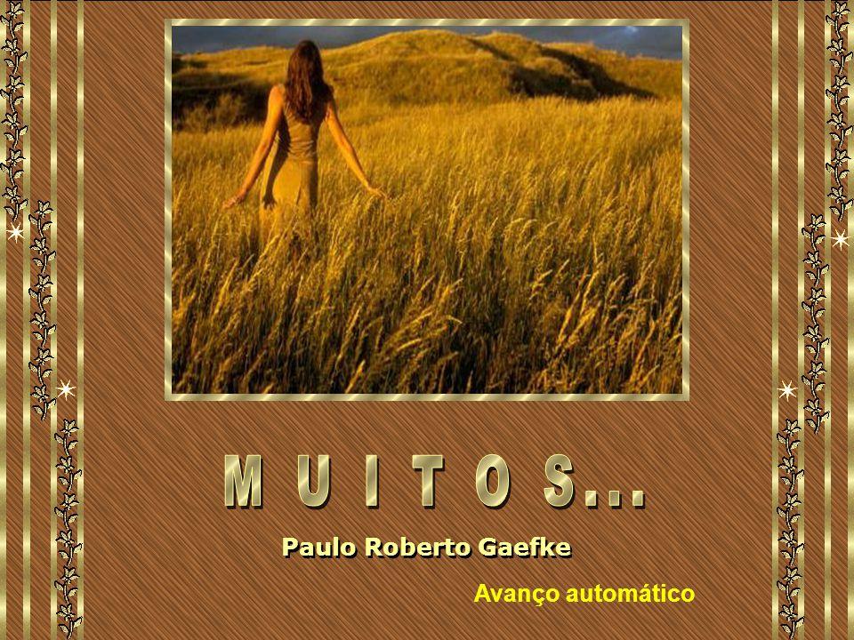 Paulo Roberto Gaefke Paulo Roberto Gaefke Avanço automático