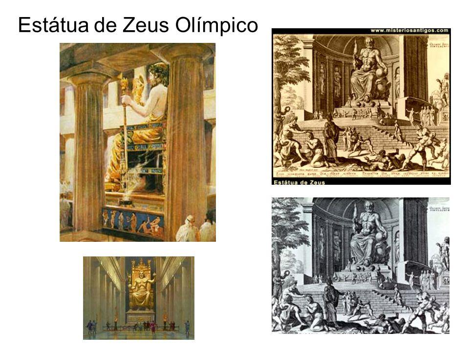2- Templo de Diana (Turquia) Levou duzentos anos para ficar pronto — em 450 a.C.