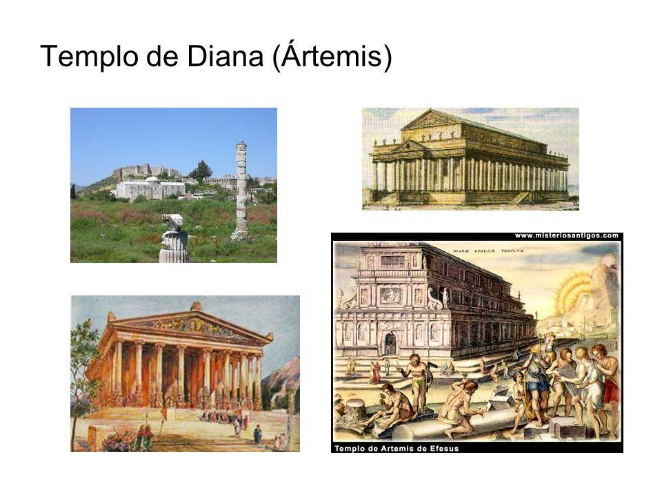 Templo de Diana (Ártemis)