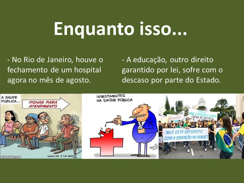 Os sites de redes sociais como meios de expressão sobre as decisões da CBF diante a Copa de 2014 Alex Sander Sanoto Joselene Ieda de Carvalho