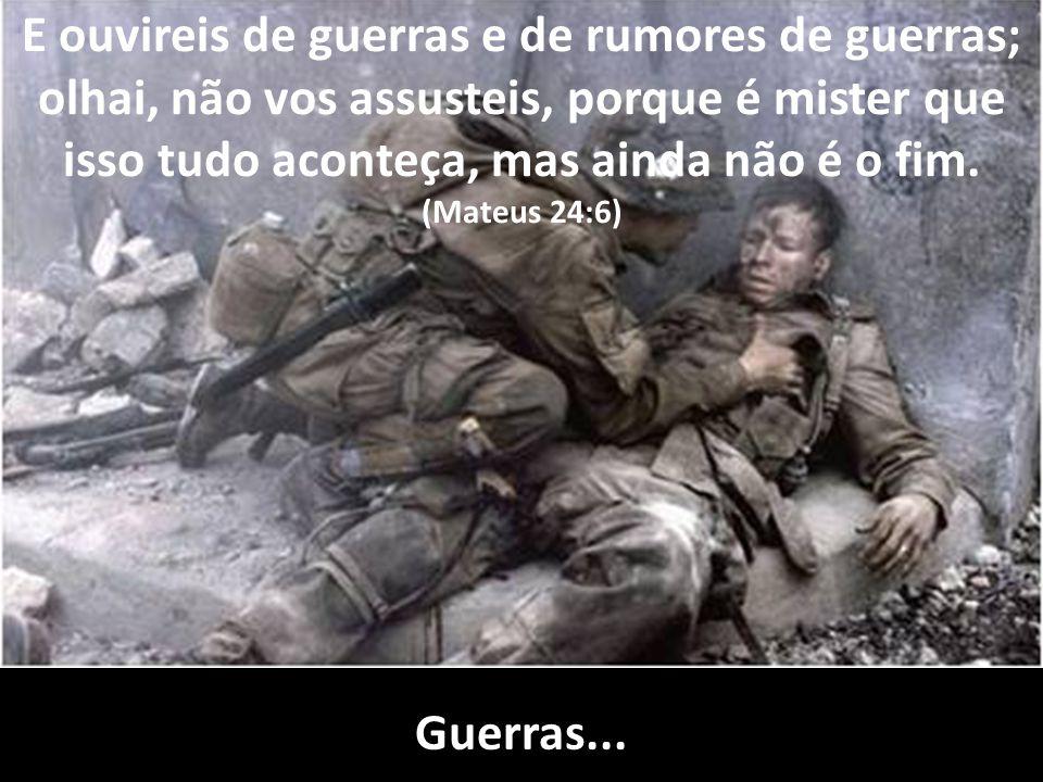 Enchente na Praça da Bandeira. Rio de Janeiro Disse-lhe Jesus: Eu sou o caminho, e a verdade e a vida; ninguém vem ao Pai, senão por mim. (João 14:6)