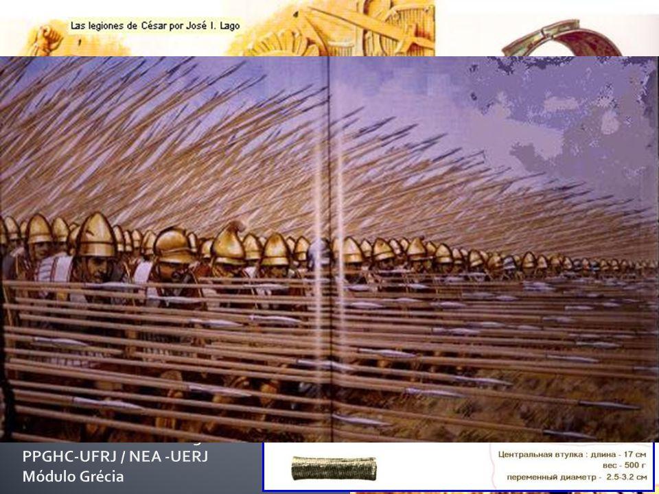 """Felipe II e a ascensão macedônica A Ciência Estratégica """" A Estratégia é a utilização do Recontro para atingir a finalidade da Guerra. [...] O próprio"""