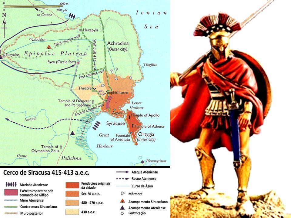 A Guerra do Peloponeso Guerra entre a pólis dos atenienses e a pólis dos espartanos pela liderança política na Hélade (431-404 a.C.) Corcira e Corinto