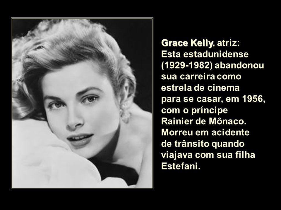 Marilyn Monroe Marilyn Monroe, atriz: Norma Jean Mortenson (1926-1962) protagonizou clássicos como Os Homens Preferem as Loiras (1953) ou O Pecado Mora ao Lado , mas sobretudo é o maior mito erótico do século XX.