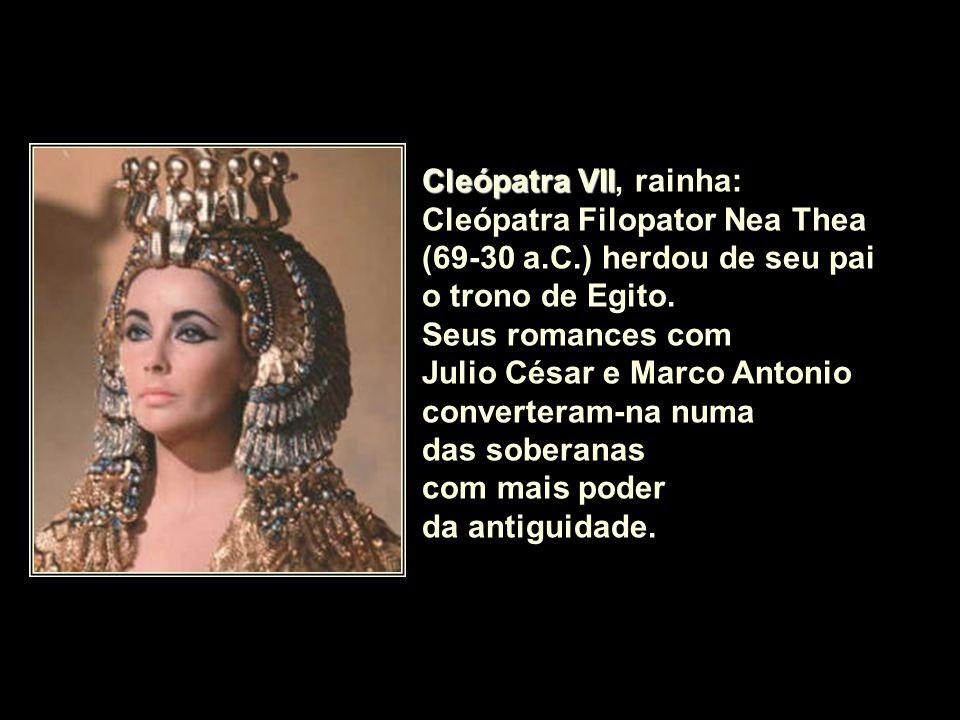 21 mulheres que de alguma forma ou outra mudaram a história do mundo e do Brasil.