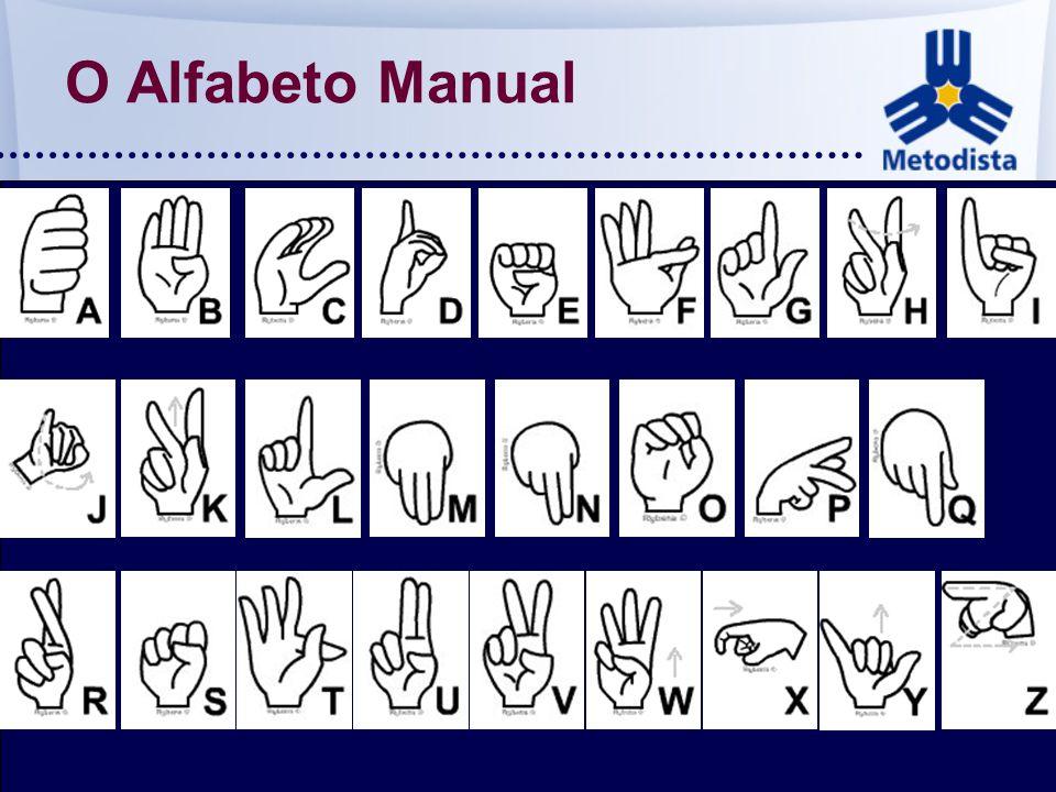 O Alfabeto Manual