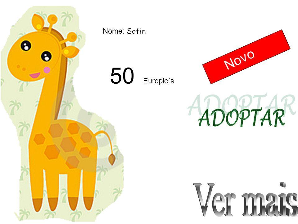 Novo Nome: Sofin 50 Europic´s