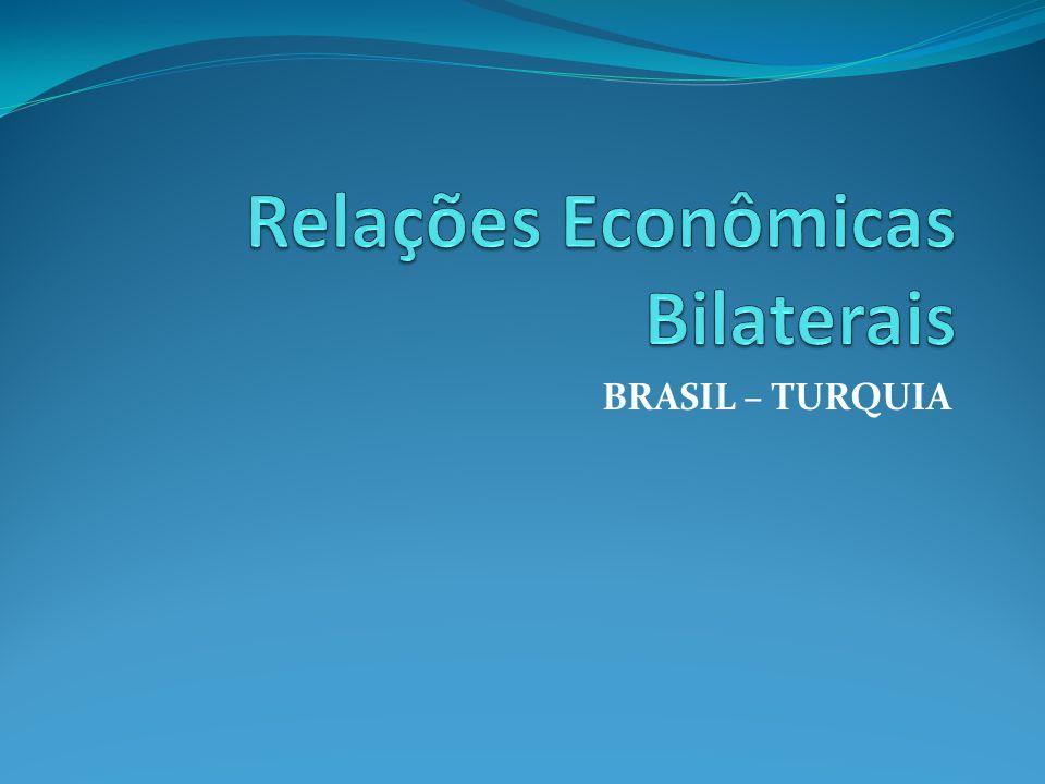 BRASIL – TURQUIA