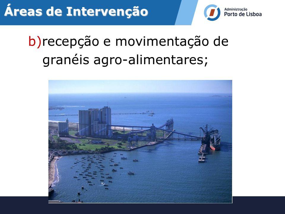 Novo Terminal de Contentores FASE 1 EXPANSÃO