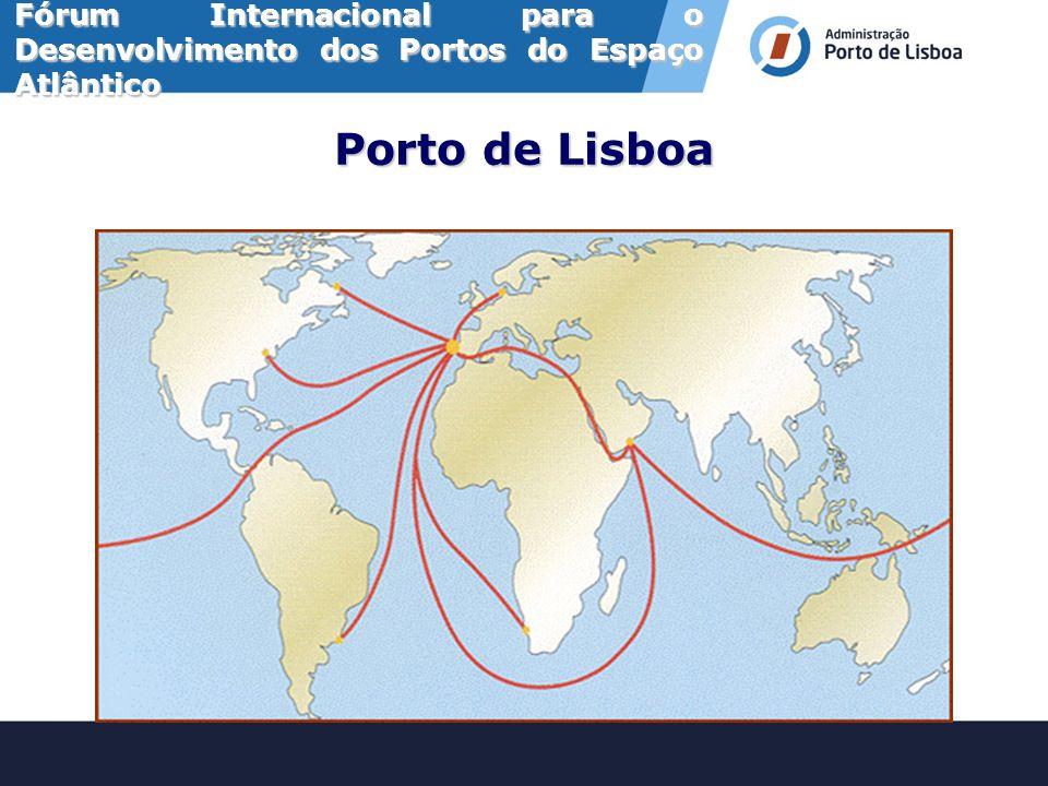 Porto de Lisboa Estuário do Tejo