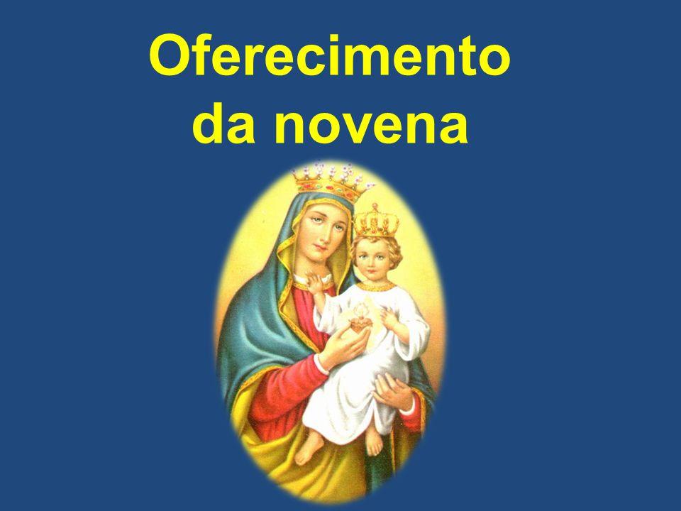 vinde em auxilio da Santa Igreja e das nossas famílias.