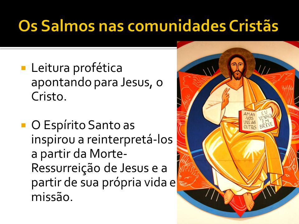  Leitura profética apontando para Jesus, o Cristo.