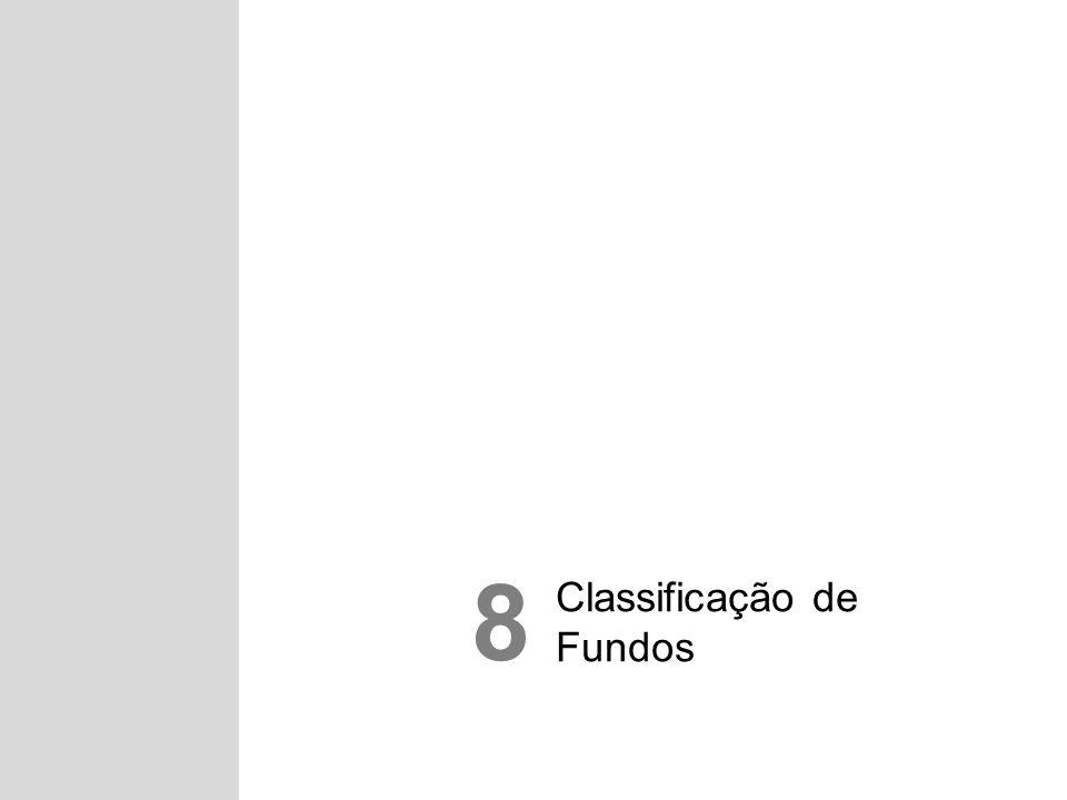 Classificação de Fundos 8