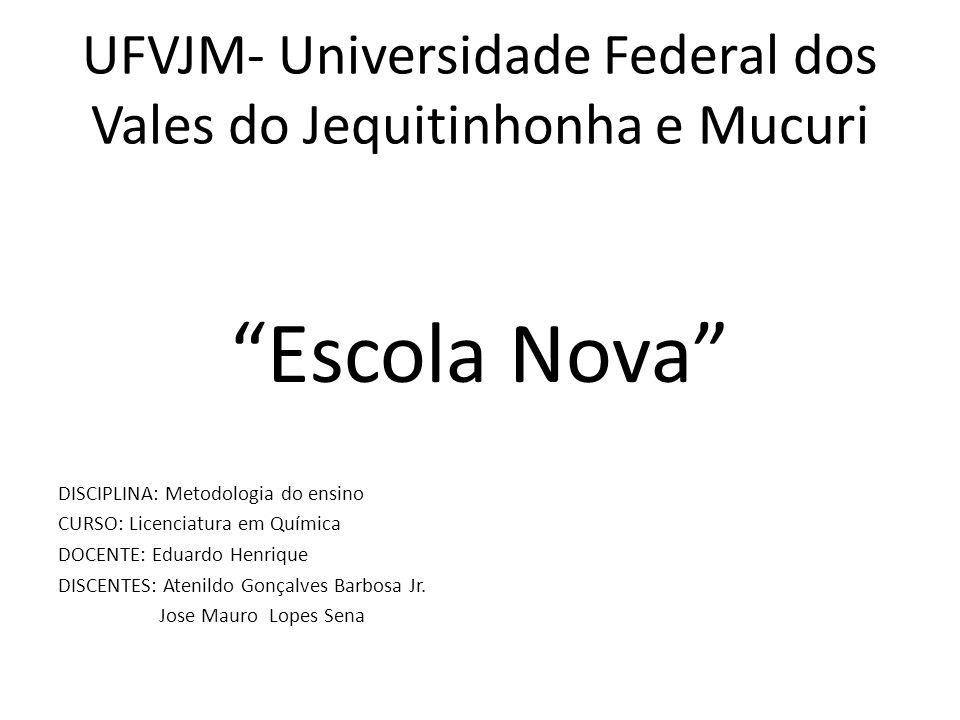 Referências bibliográficas Escola e Democracia de Dermeval Saviani Educação, sujeito e história - Severino, Antônio Joaquim FOERSTE, Gerda M.