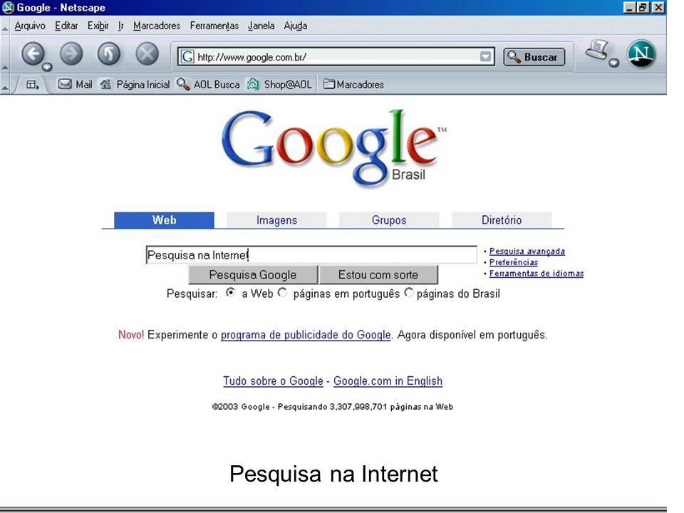 49 Pesquisa na Internet