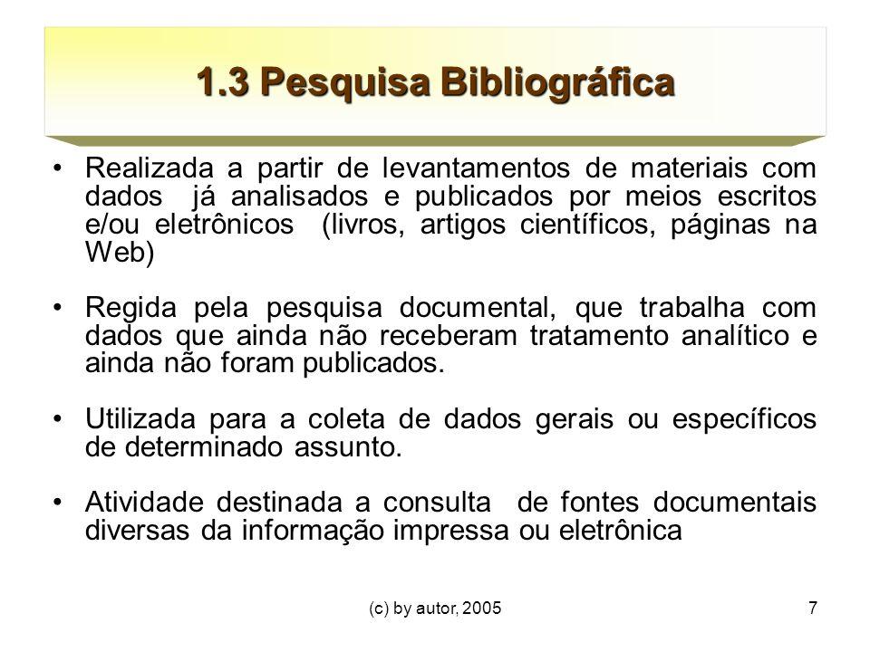 (c) by autor, 200538 4.3.1 Exemplo de Biblioteca Virtual