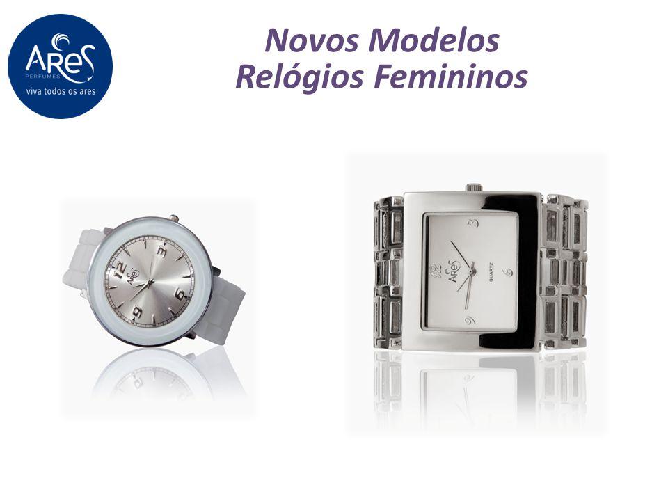 Novos Modelos Relógios Femininos