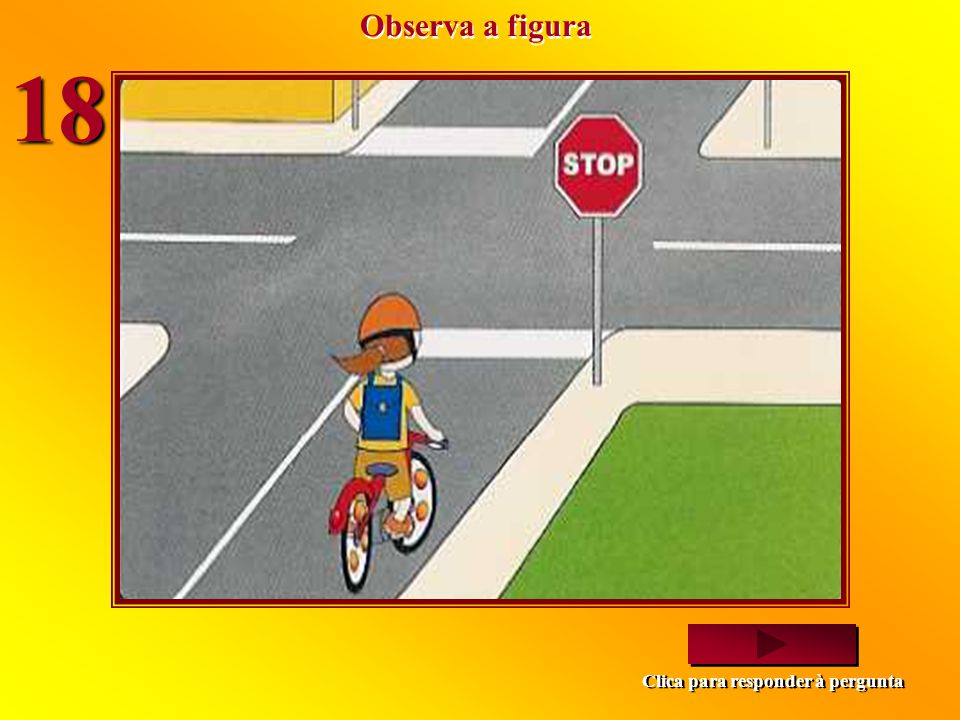 Estes ciclistas circulam correctamente? Sim, porque usa joelheiras e cotoveleiras para se proteger. Não, porque circulam a par. Sim, porque usa joelhe