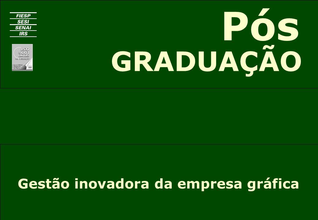 MÉTODOS QUANTITATIVOS submódulo 2 - ESTATÍSTICA GRADUAÇÃO Pós Gestão inovadora da empresa gráfica