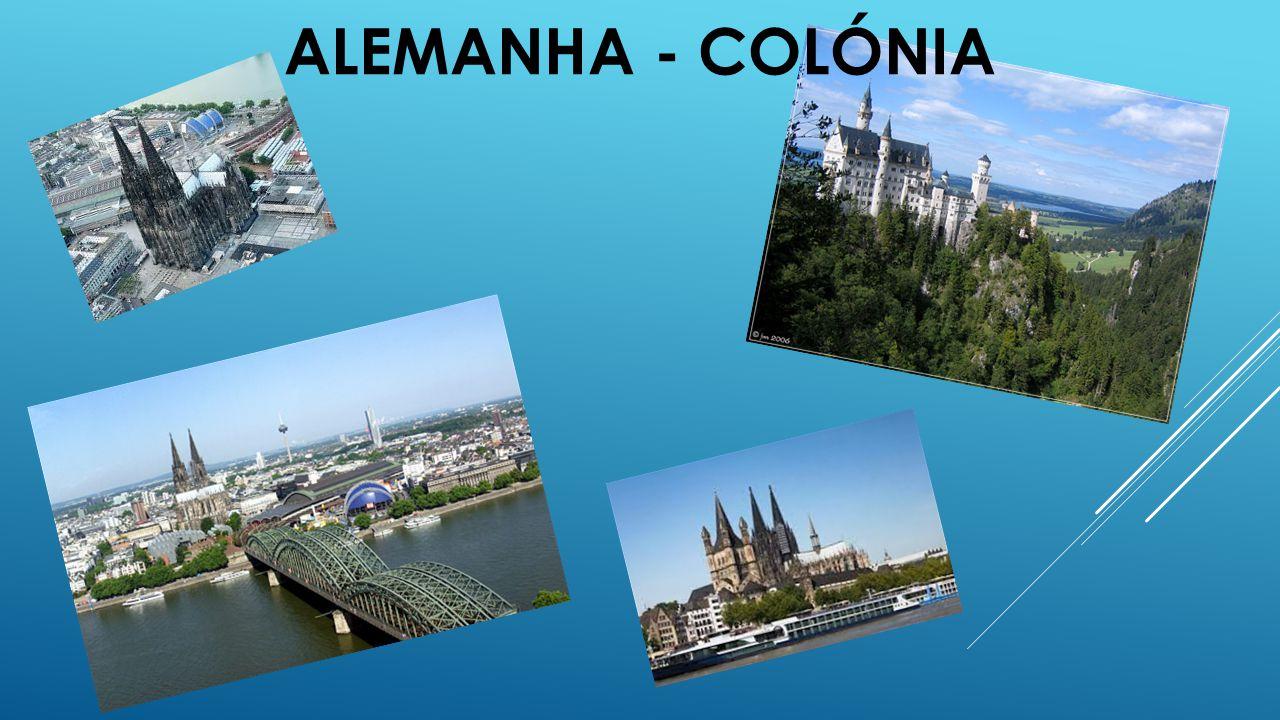 ALEMANHA - COLÓNIA