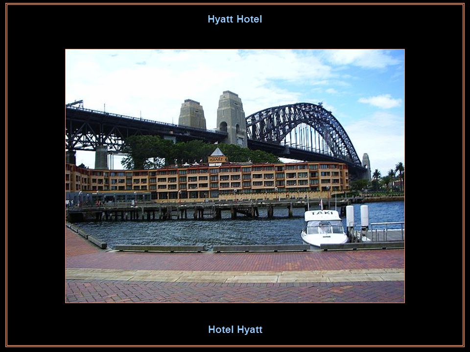 Sydney Harbour Bridge Ponte do Porto de Sydney
