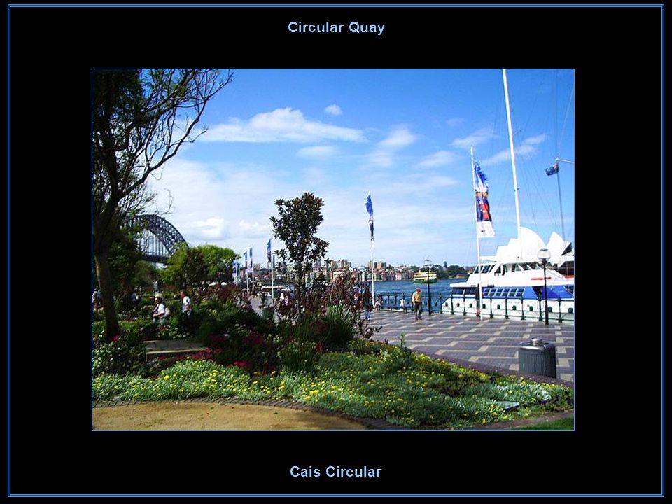 Circular Quay Cais Circular