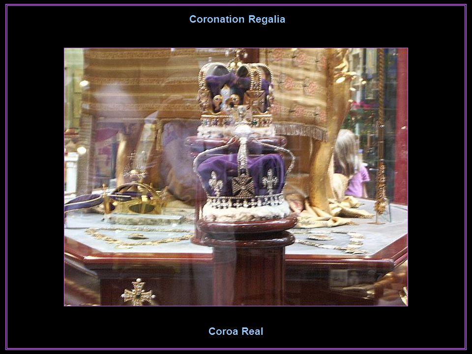 Coronation of Queen Victoria Coroação da Rainha Vitória