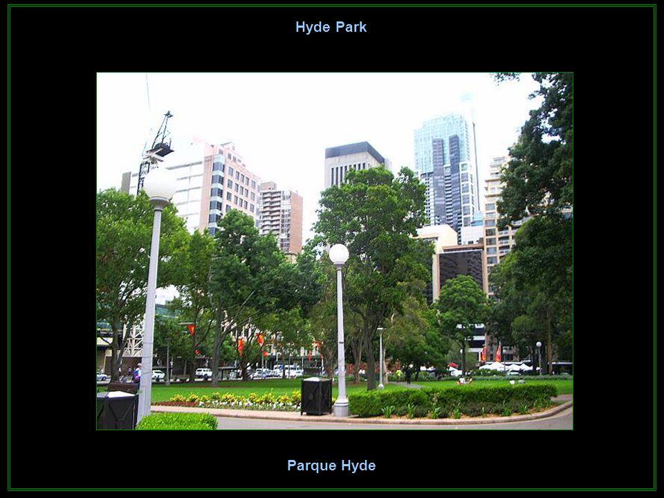 Hyde Park Parque Hyde
