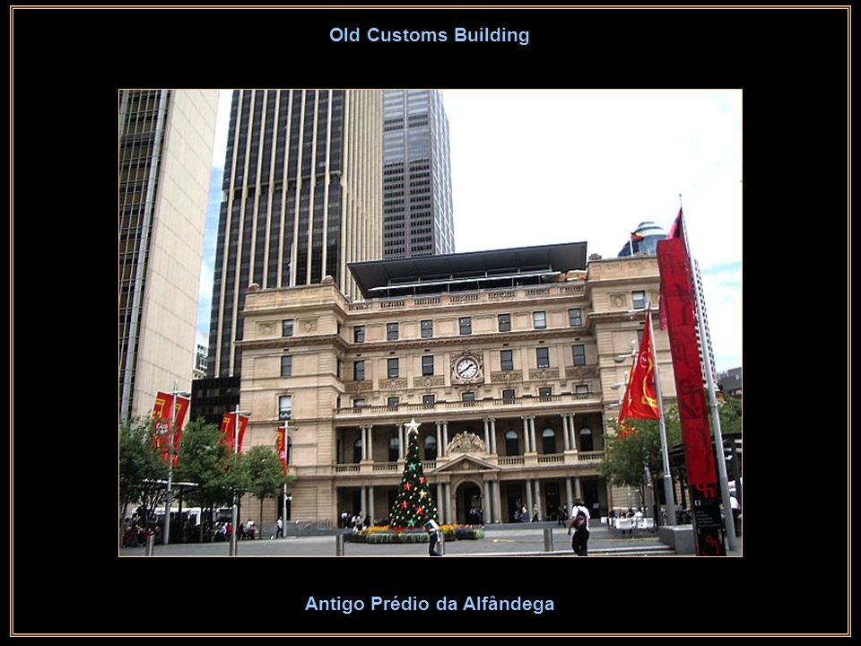 Old & New Architecture Antiga e Nova Arquitetura