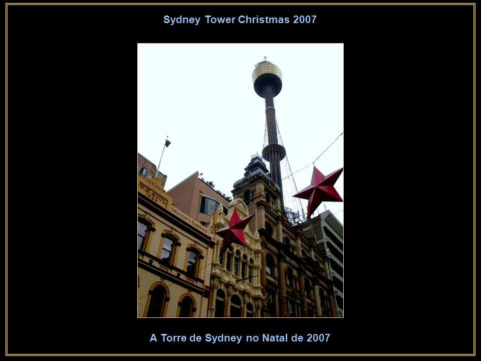 Sydney Tower Torre de Sydney