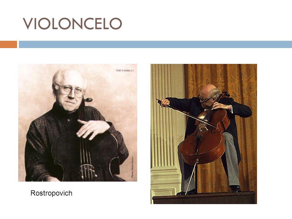VIOLONCELO Rostropovich