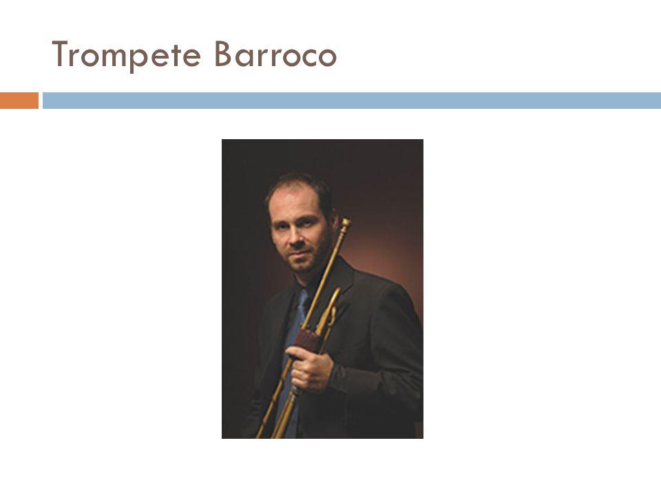 Trompete Barroco