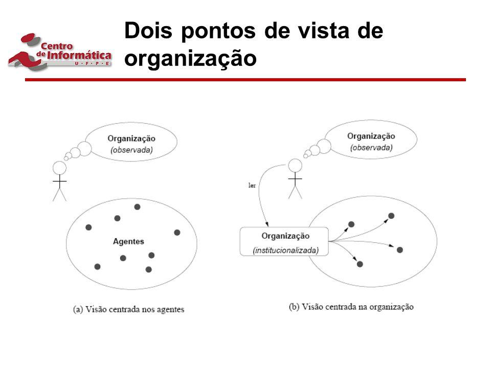 Mercados  Semelhantes às federações, contando com mediadores.