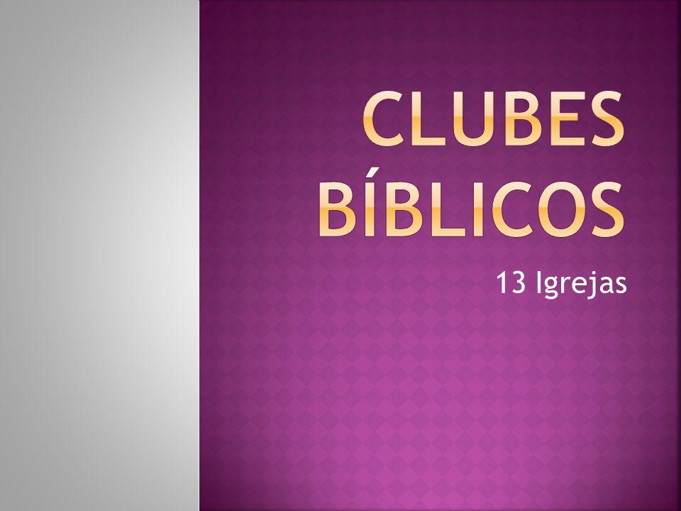 13 Igrejas