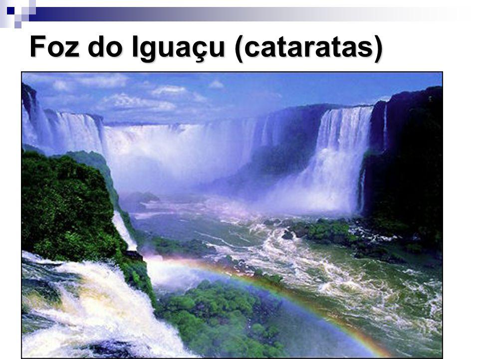 Foz do Iguaçu (cataratas)