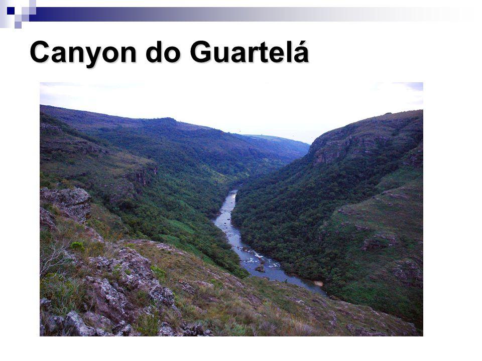 Canyon do Guartelá