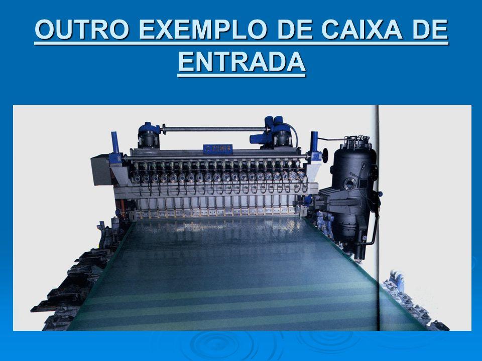 OUTRO EXEMPLO DE CAIXA DE ENTRADA
