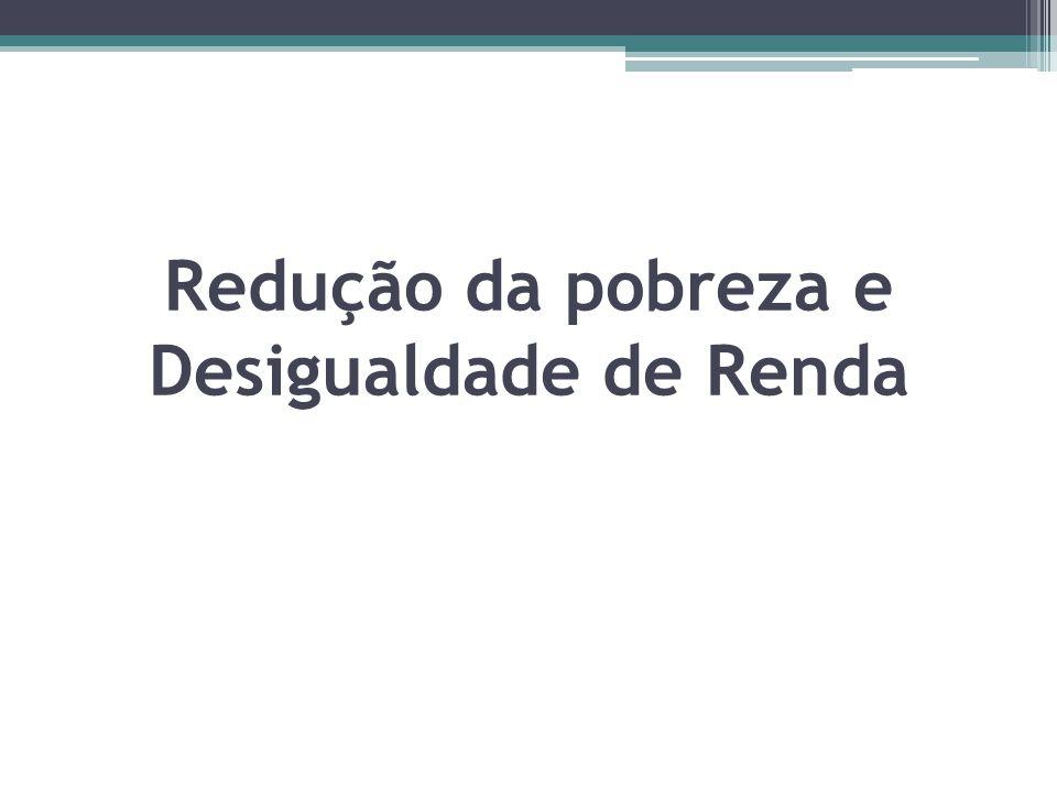 A partir da estabilização da economia, em 1994, houve no Brasil uma melhora importante em diversos indicadores sociais e de equidade.