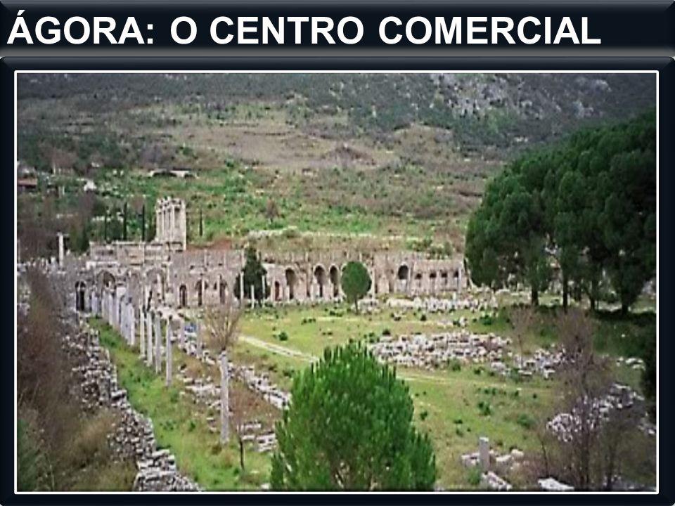 ÁGORA: O CENTRO COMERCIAL