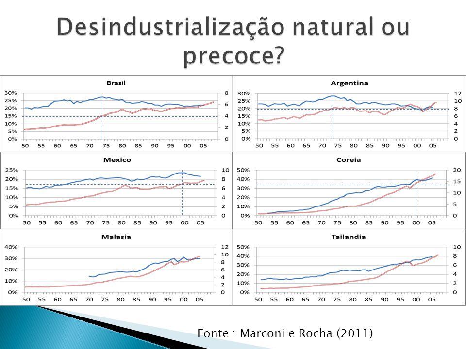 Fonte : Marconi e Rocha (2011)