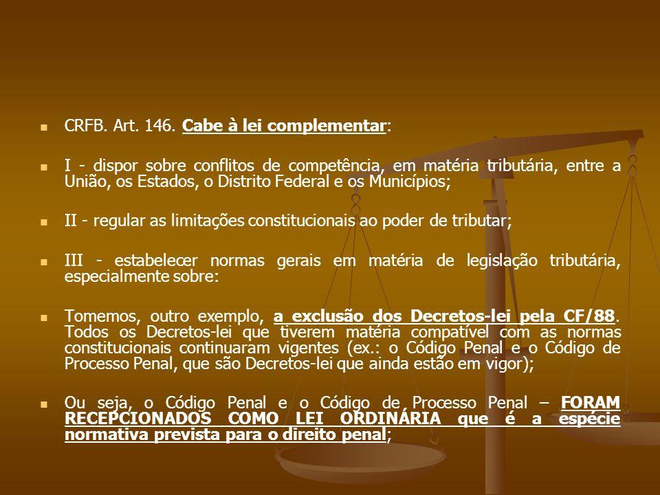 CRFB.Art. 146.