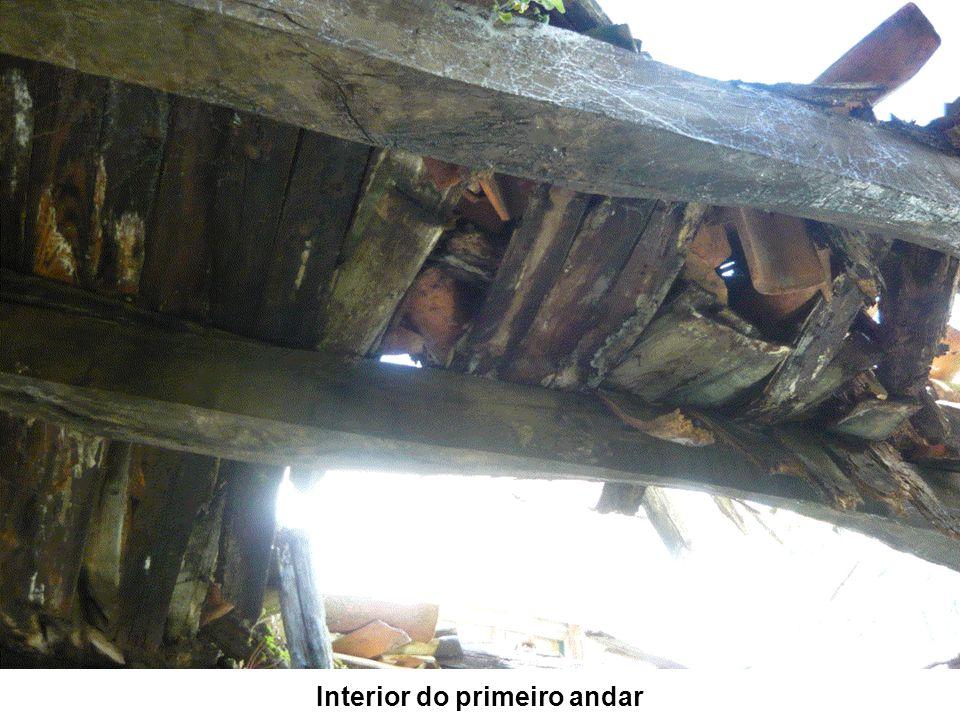 Interior do primeiro andar