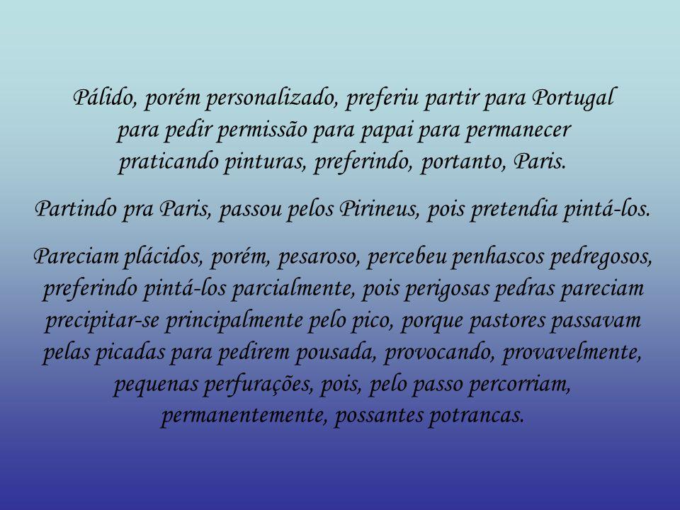 Pedro Paulo Pereira Pinto, pequeno pintor português, pintava portas, paredes, portais.