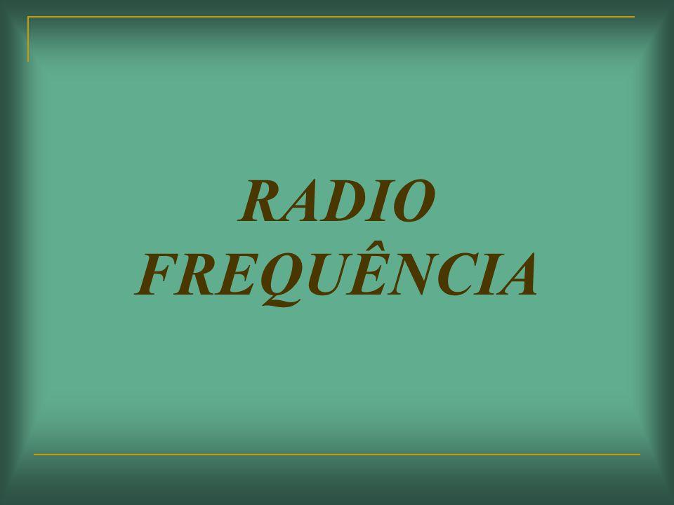 Fundamentos RF (Radio Frequência) Toda transmissão e recepção de sinais no mundo wireless se baseia em Radio Frequência (RF).
