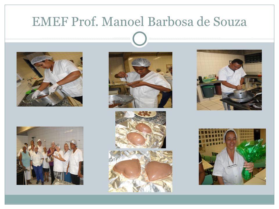 EMEF Prof. Manoel Barbosa de Souza